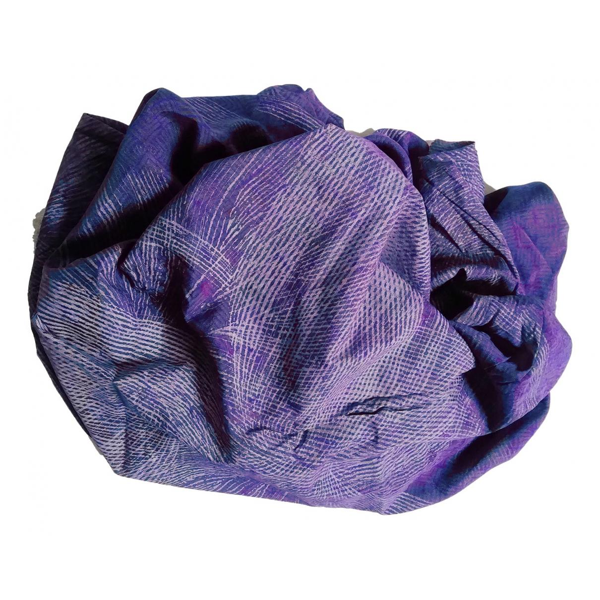 - Foulard   pour femme en soie