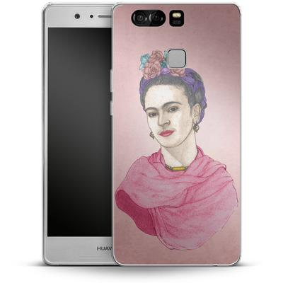 Huawei P9 Silikon Handyhuelle - Frida von Barruf
