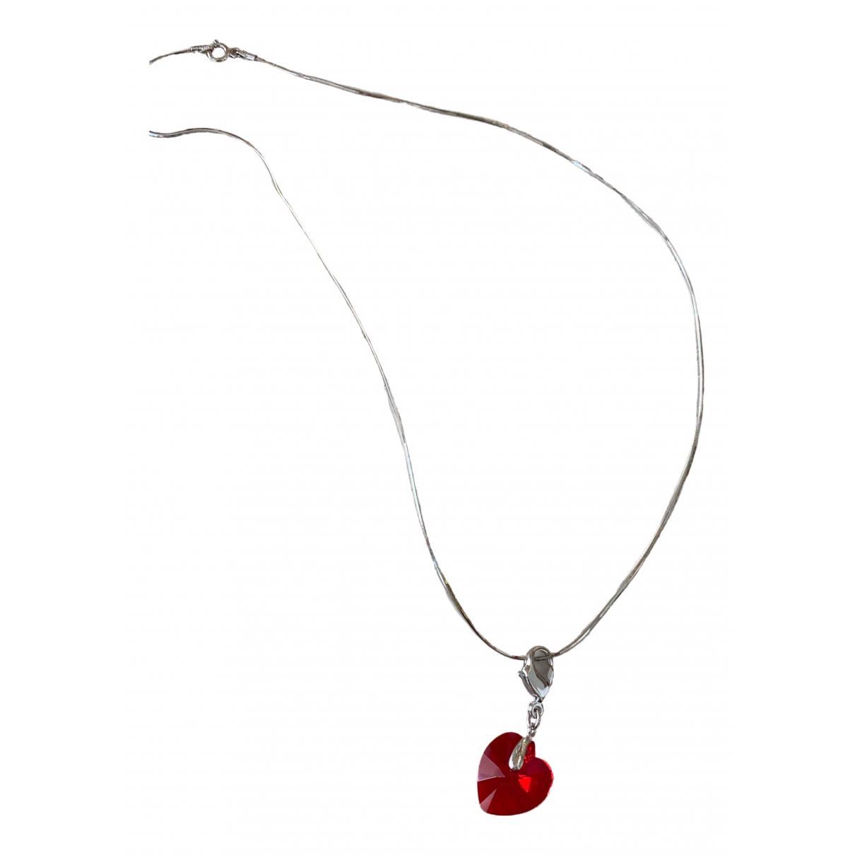 Swarovski \N Red pendant for Women \N