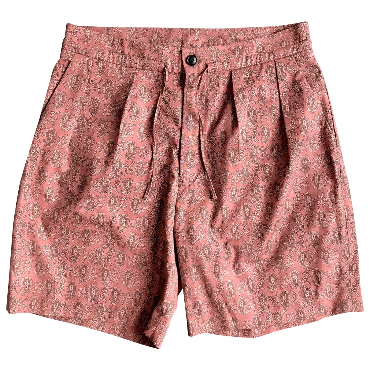 Paul Smith \N Cotton Shorts for Men 32 UK - US