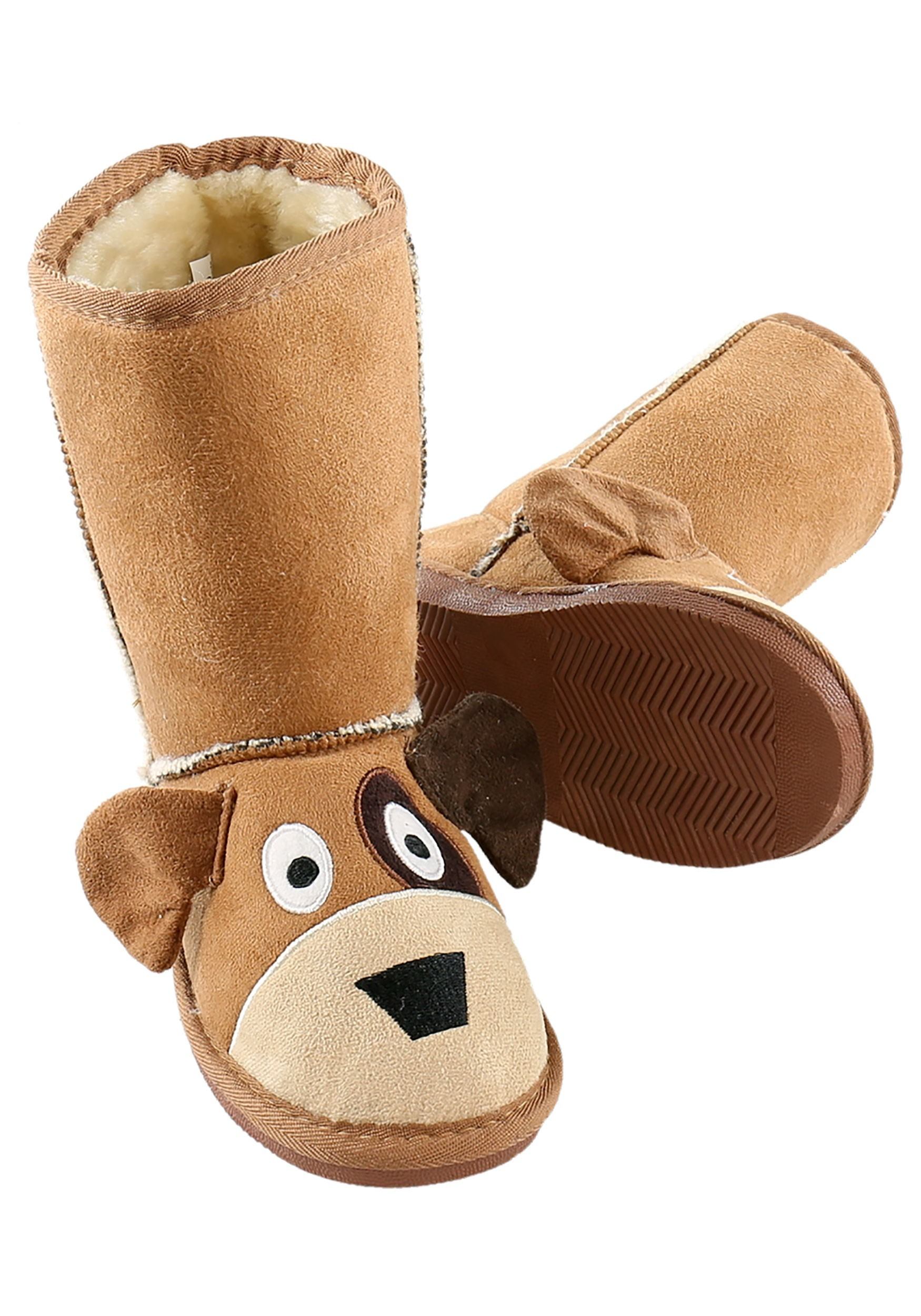 Dog Toasty Toez Slippers forr Kids