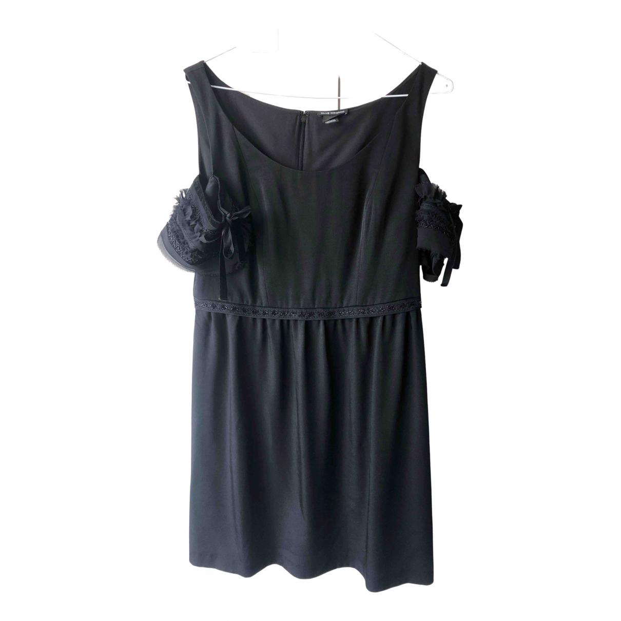 Club Monaco - Robe   pour femme - noir