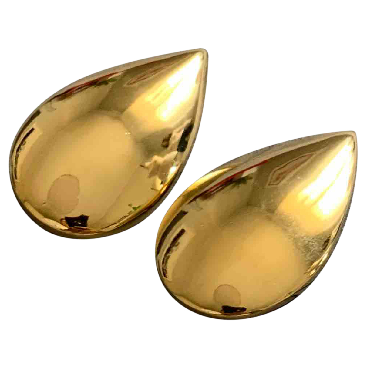 Valentino Garavani N Gold Earrings for Women N