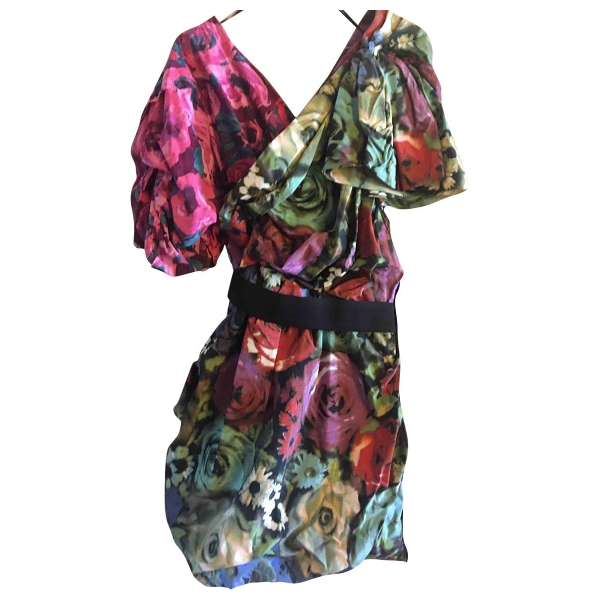Lanvin For H&m - Robe   pour femme - multicolore
