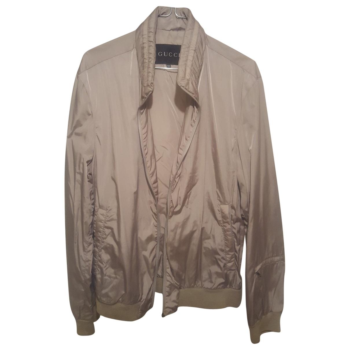 Gucci \N Khaki jacket  for Men 50 IT