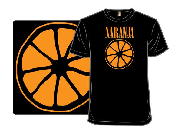 Naranja T Shirt