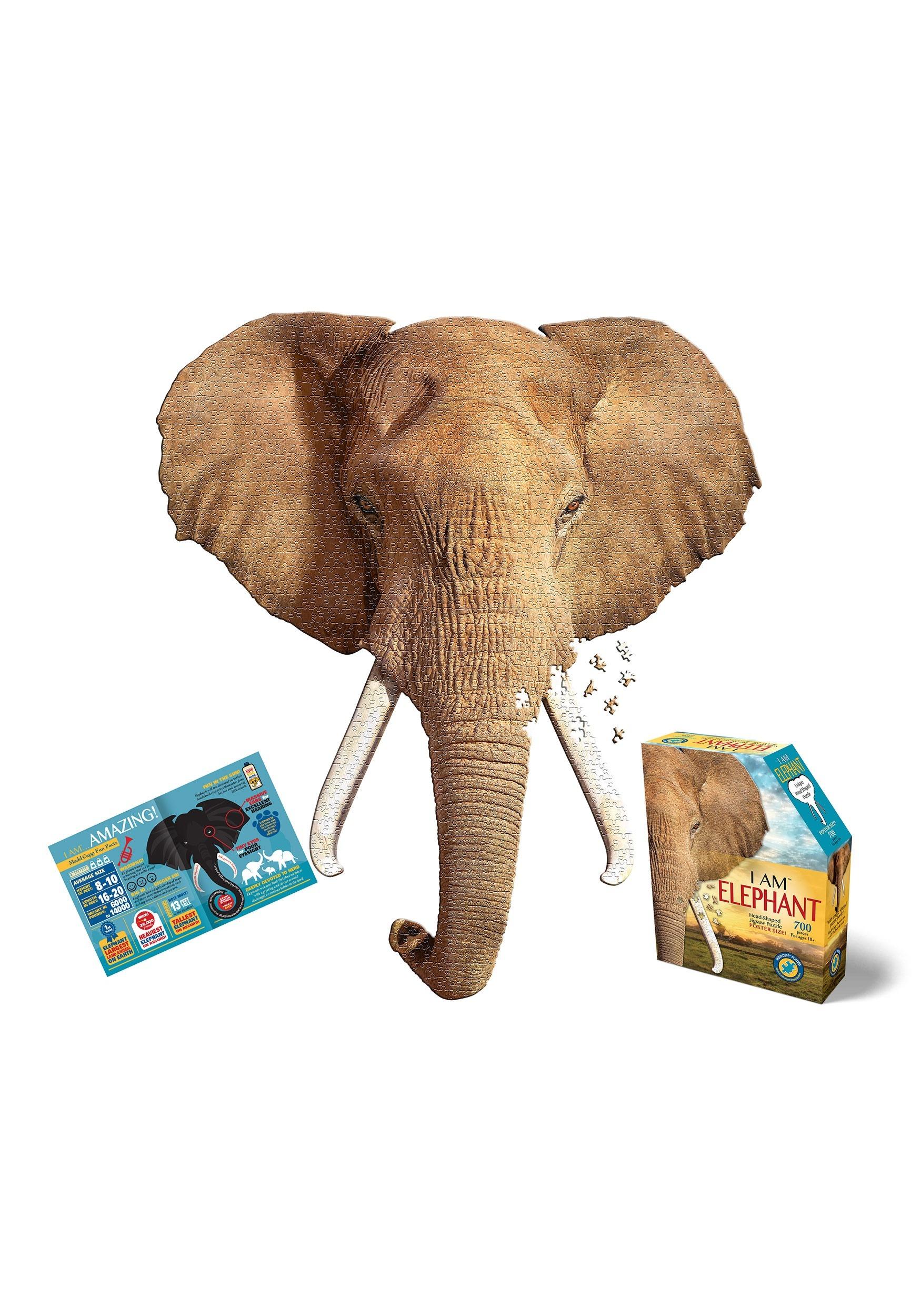 Madd Capp I Am Elephant 700 Piece Puzzle