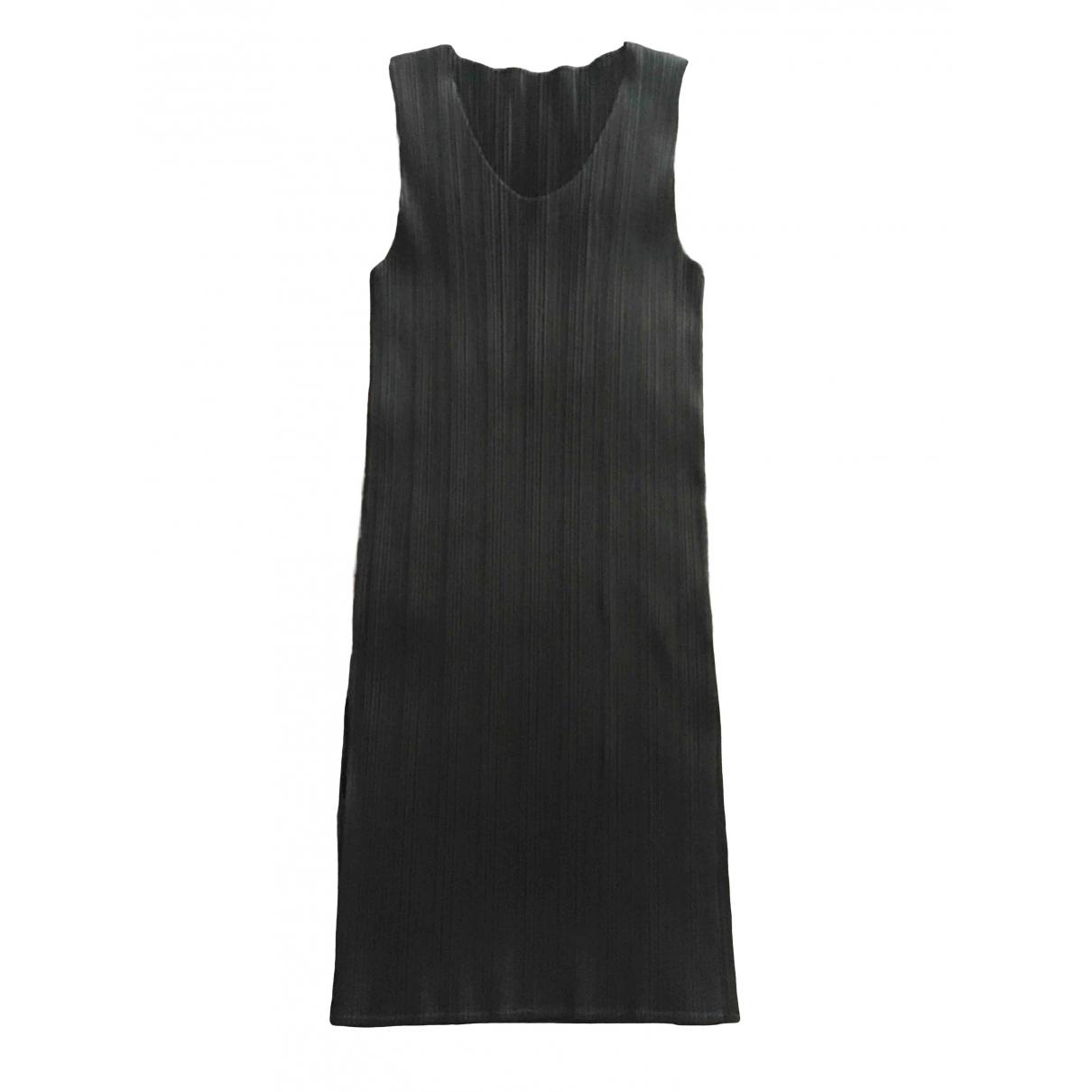 Pleats Please \N Black dress for Women 4 0-5