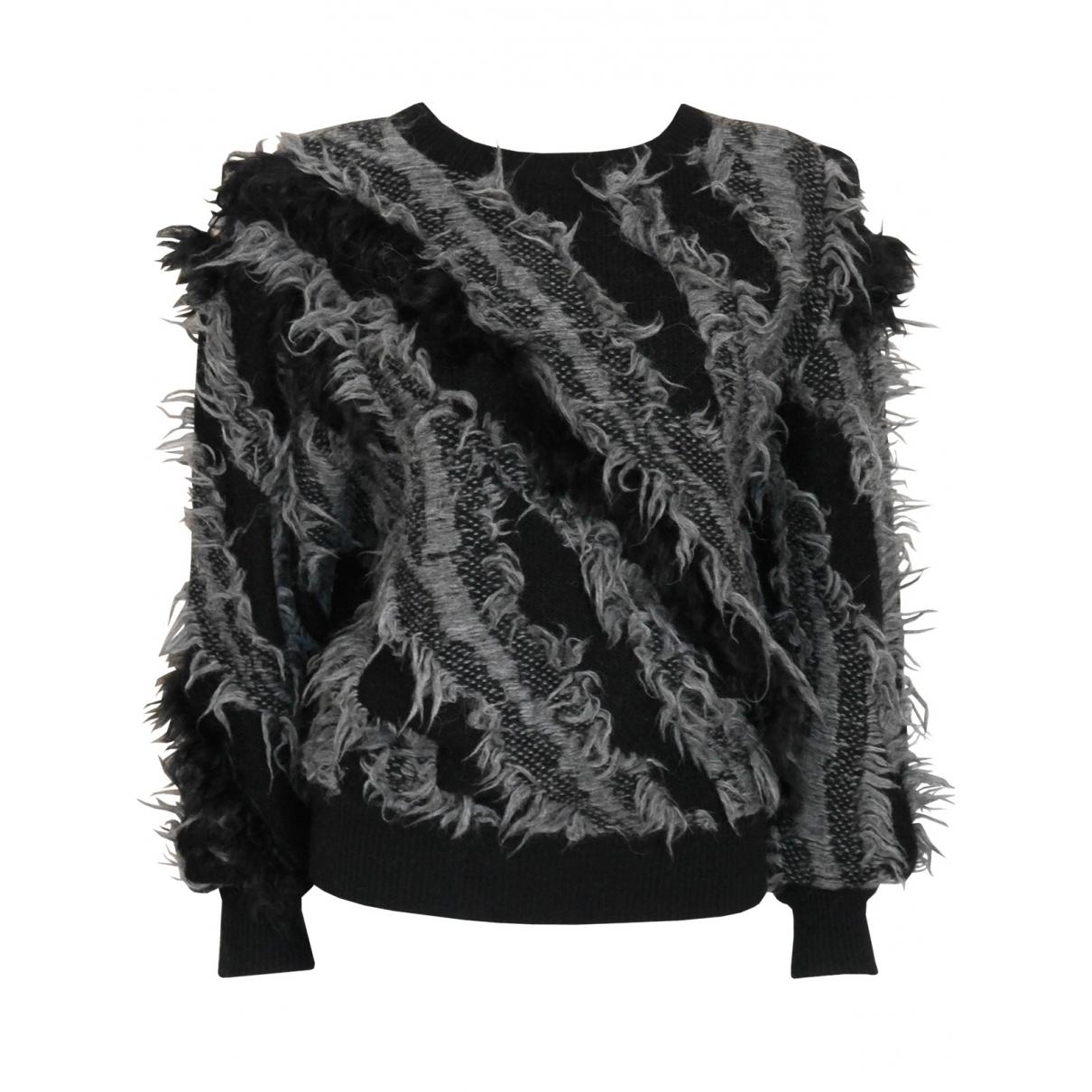 Issey Miyake \N Black Wool Knitwear for Women M International
