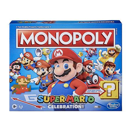 Monopoly Super Mario Celebration, One Size , No Color Family