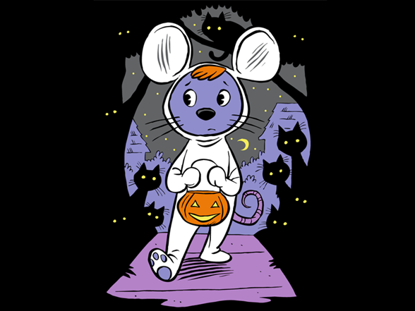Trick Or Cheese T Shirt
