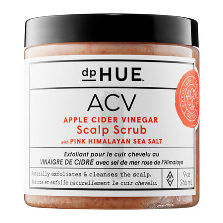 dpHUE Apple Cider Vinegar Scalp Scrub, One Size , Multiple Colors