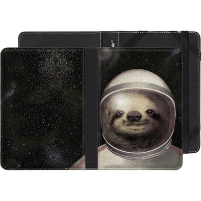 Amazon Kindle Paperwhite 4 (2018) eBook Reader Huelle - Space Sloth von Eric Fan
