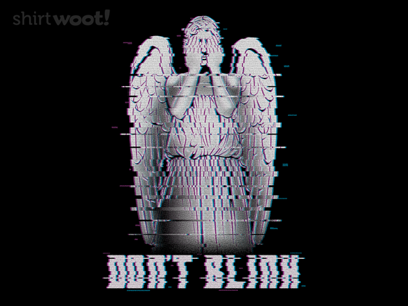 Glitch Angel T Shirt