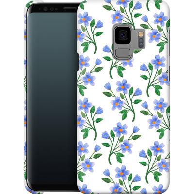 Samsung Galaxy S9 Smartphone Huelle - Fresh Bloom  von Iisa Monttinen