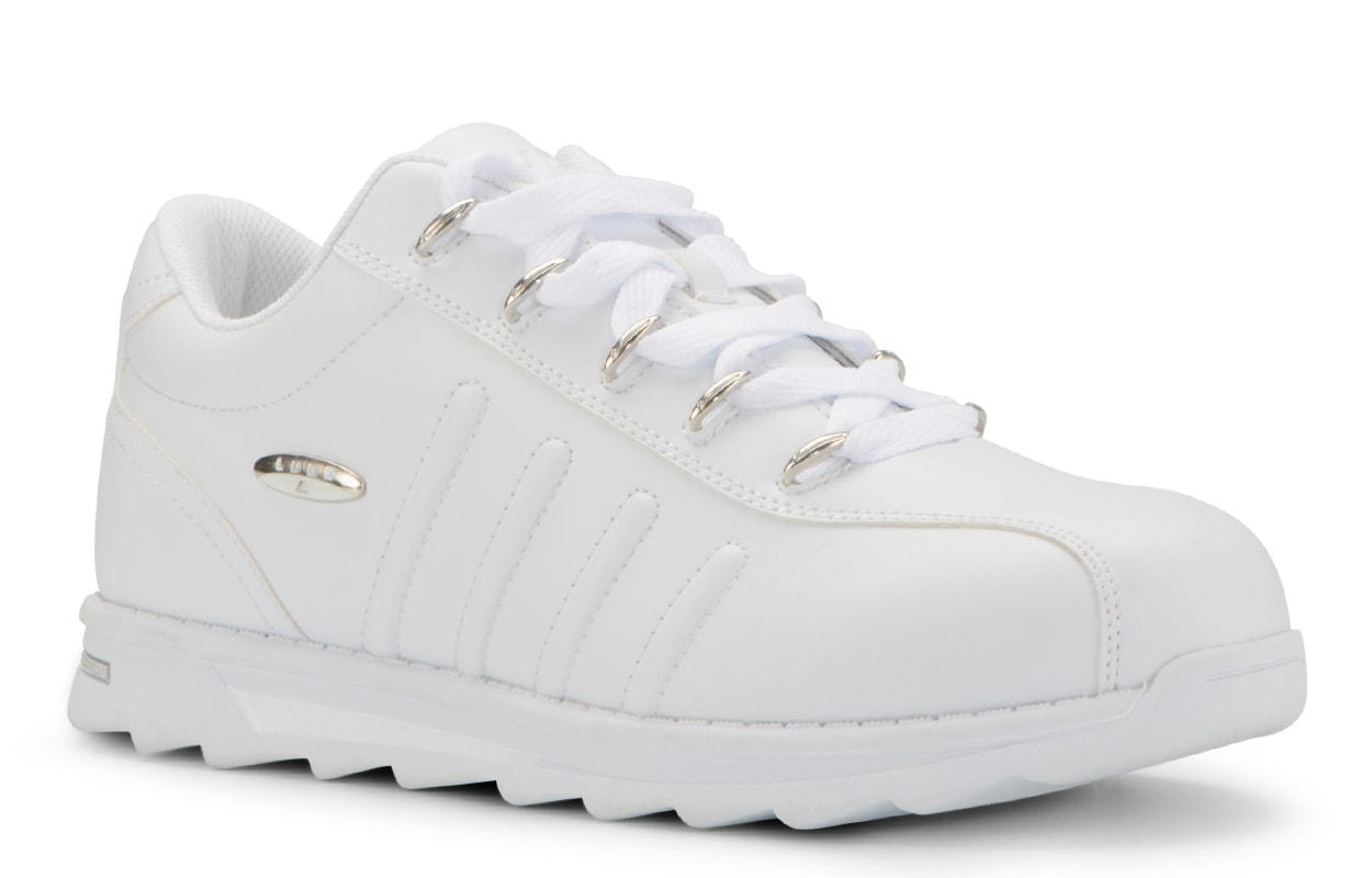 Men's Changeover II Oxford Sneaker (Choose Your Color: WHITE, Choose Your Size: 8.5)