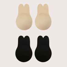 2pairs Invisible Lift Up Adhesive Nipple Cover