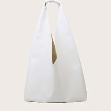 Minimalist Large Capacity Shoulder Bag