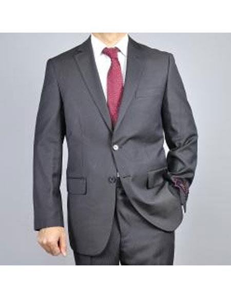 Mens Two Buttons Tonal Giorgio Fiorelli Brand suits Flat Front Pants