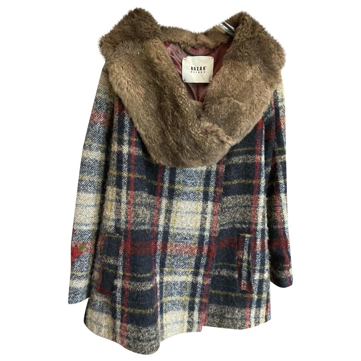 Bazar Deluxe - Veste   pour femme en laine