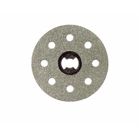 Dremel 1-1/2 In. EZ Lock™ Diamond Wheel