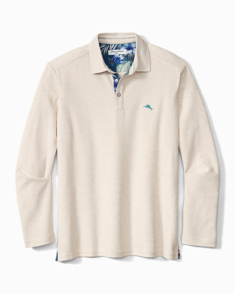 Limited-Edition Emfielder 5 OClock Long-Sleeve Polo