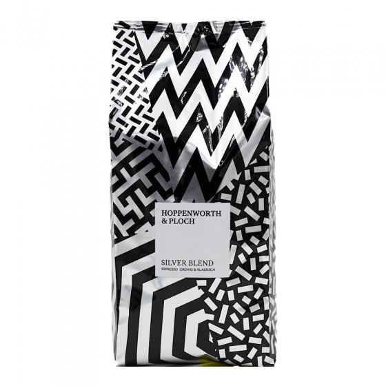 """Kaffeebohnen Hoppenworth & Ploch Kaffeerosterei """"Espresso Silverblend"""", 1 kg"""