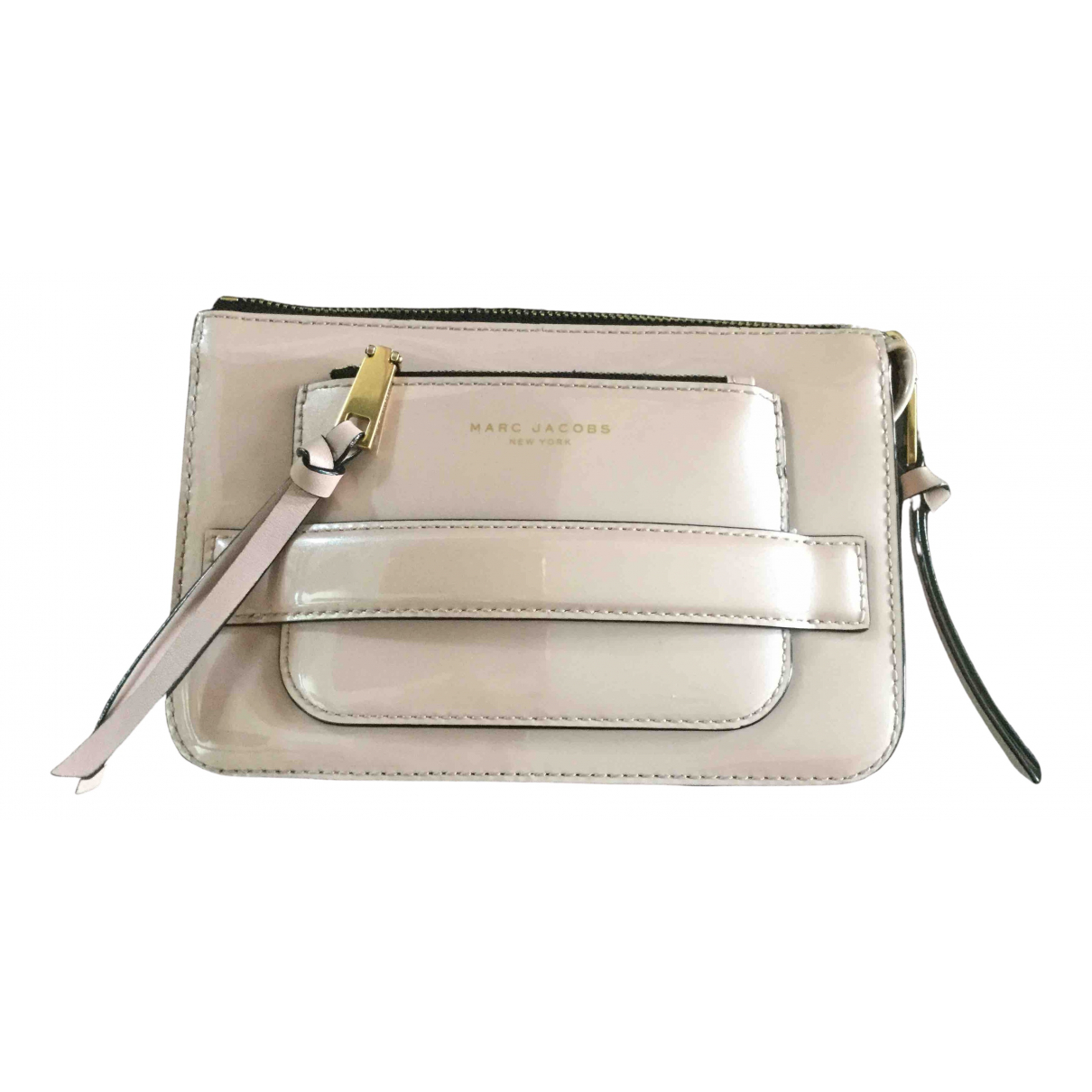 Marc Jacobs \N Pink Patent leather handbag for Women \N