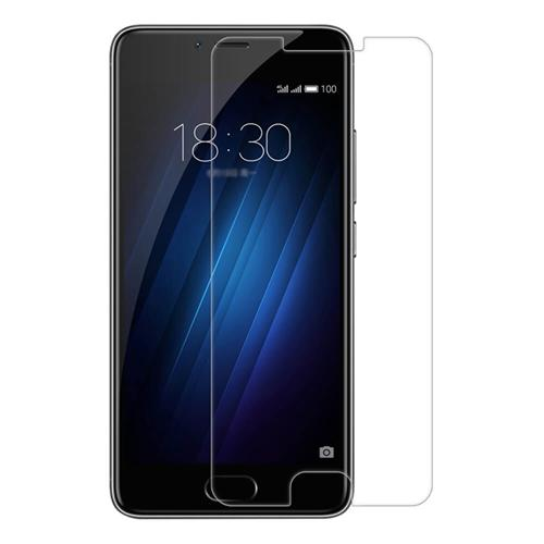 Tempered Glass 2.5D Arc Screen 0.33mm Protective Glass Film Screen Protector For Meizu MEILAN U20 - Transparent