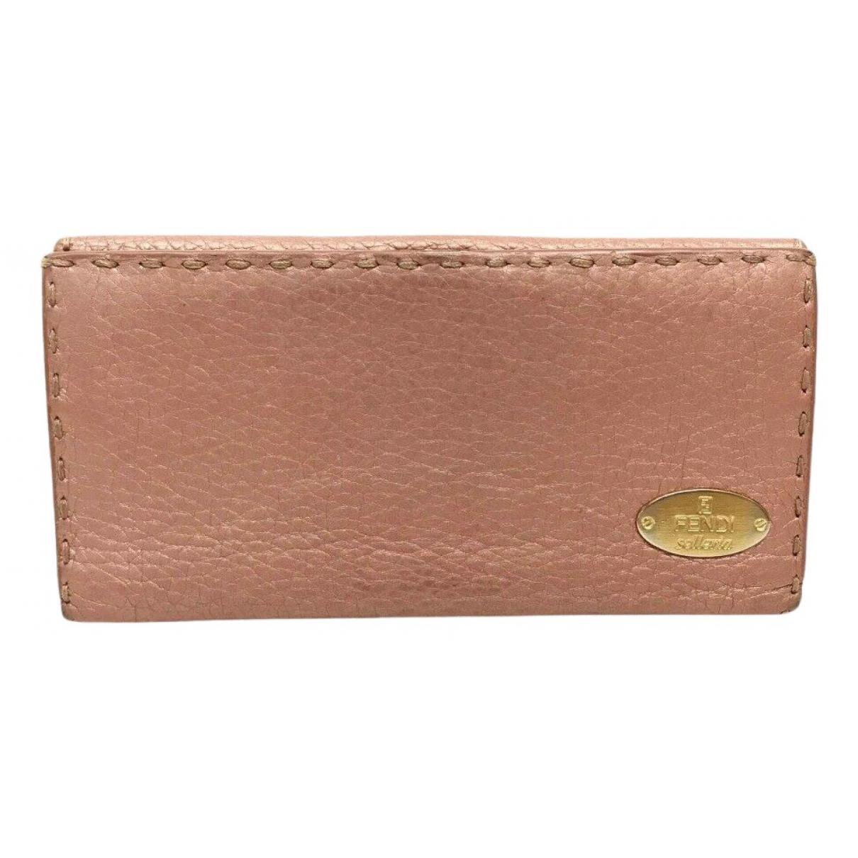 Fendi N Leather wallet for Women N