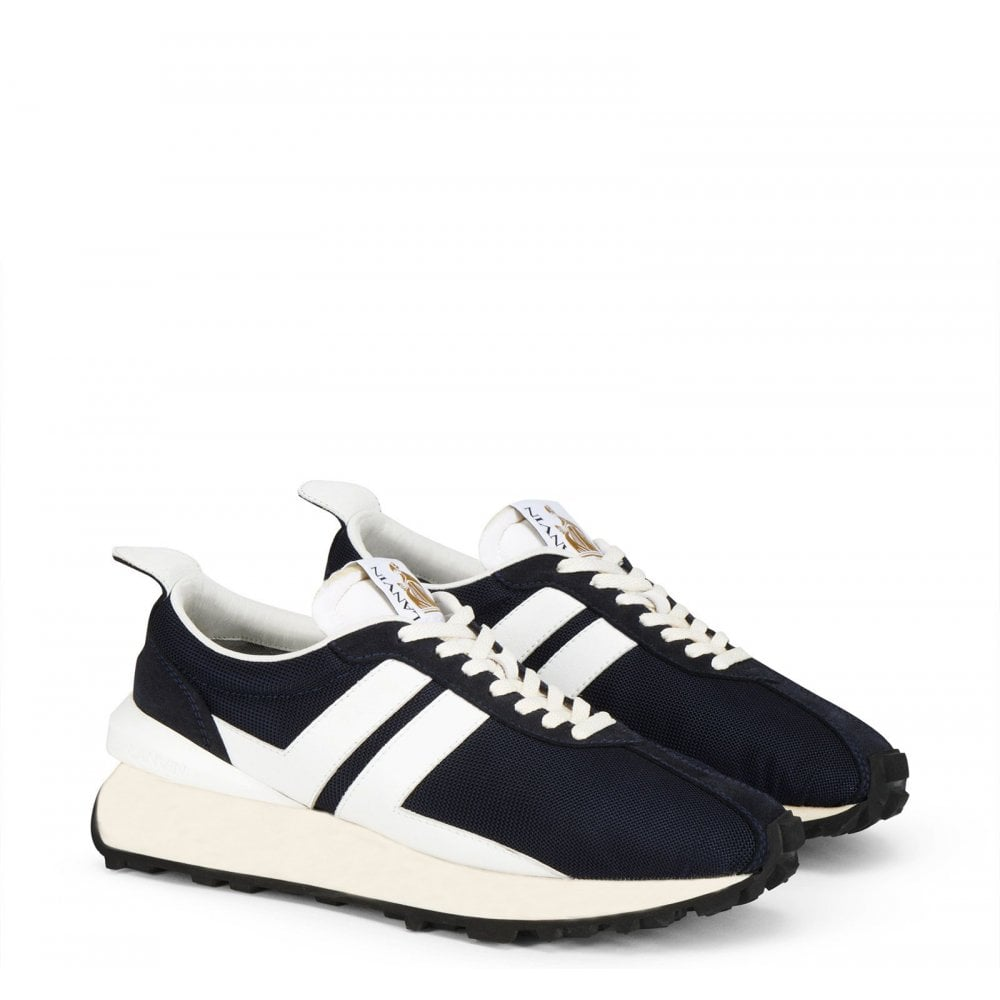 Lanvin Running Sneaker Colour: NAVY, Size: 7