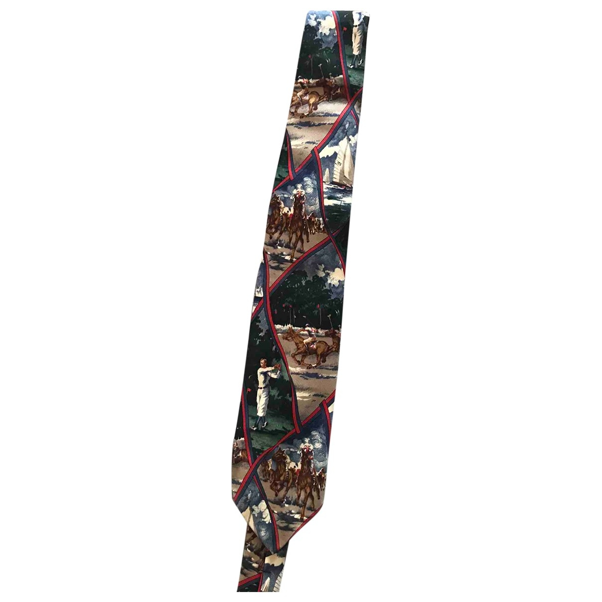 Ralph Lauren \N Multicolour Silk Ties for Men \N