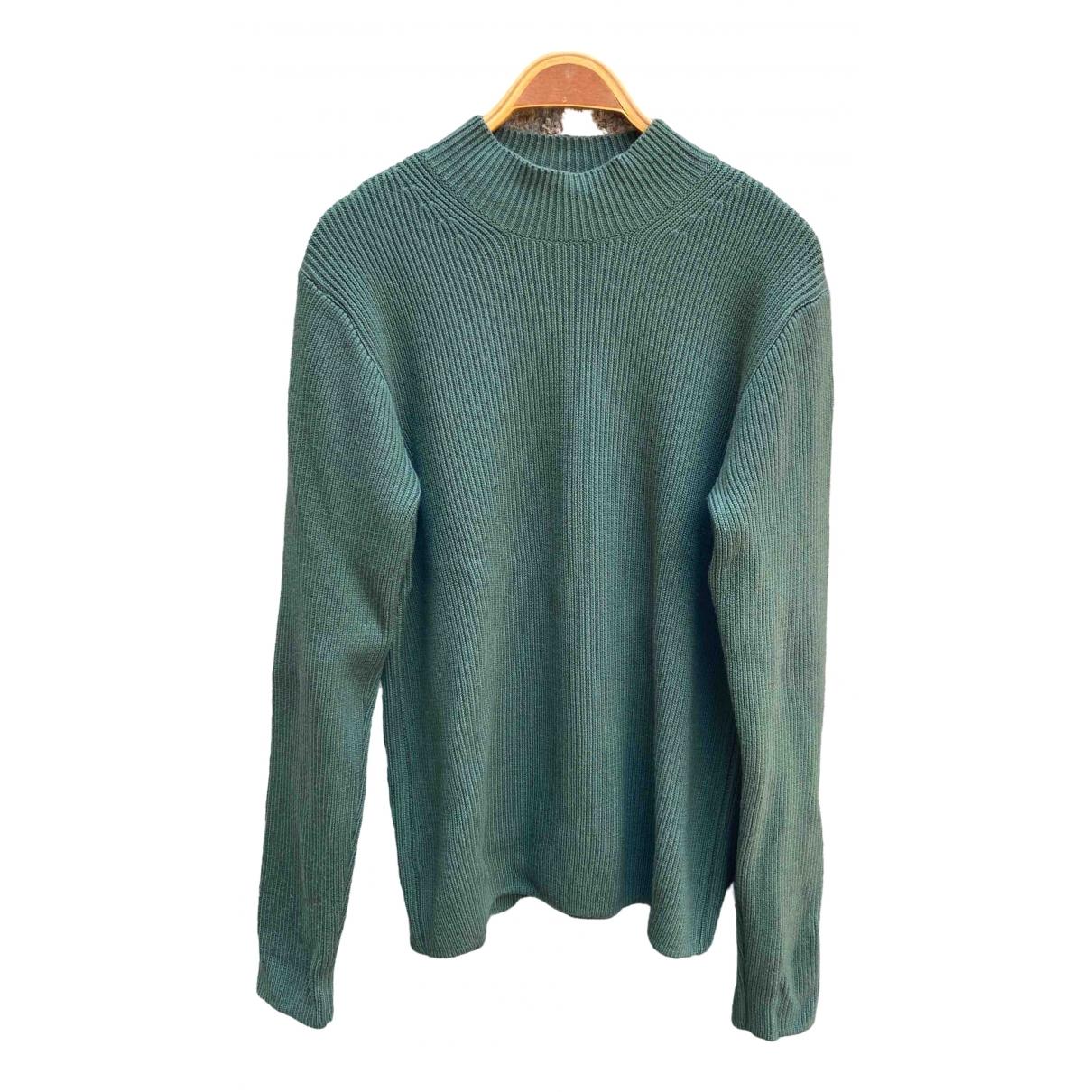 Arfango - Pulls.Gilets.Sweats   pour homme en laine - vert