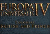 Europa Universalis IV - Colonial British and French Unit Pack DLC Steam DLC Key