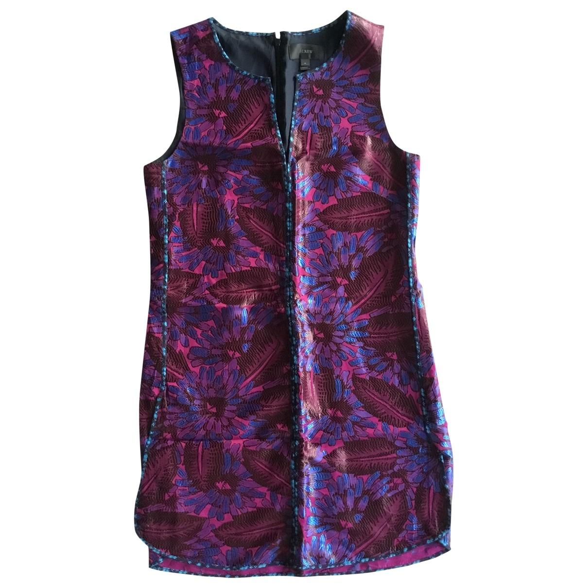 J.crew - Robe   pour femme - violet