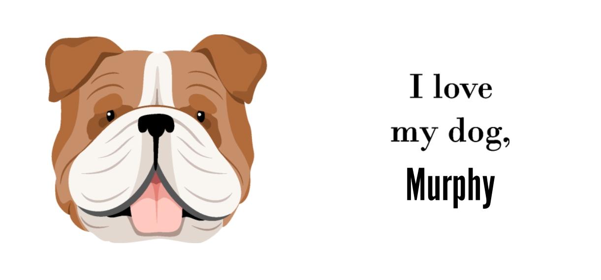 Pets + Animals 15 oz. Mug, Gift -English Bulldog
