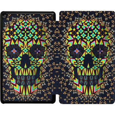 Amazon Fire HD 8 (2018) Tablet Smart Case - Skull 6 von Ali Gulec
