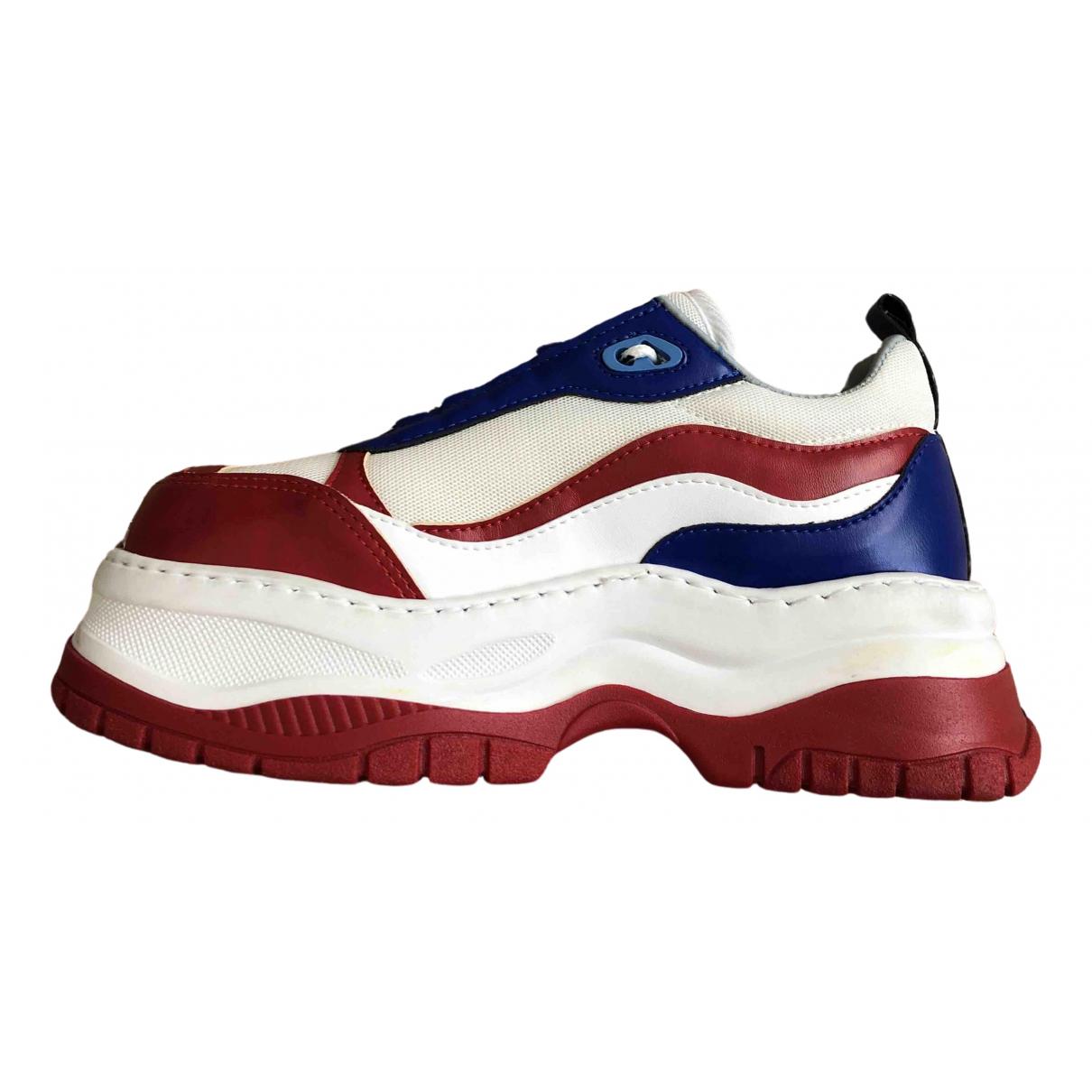 Chiara Ferragni \N Sneakers in  Bunt Leder
