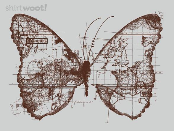 Butterfly Effect T Shirt