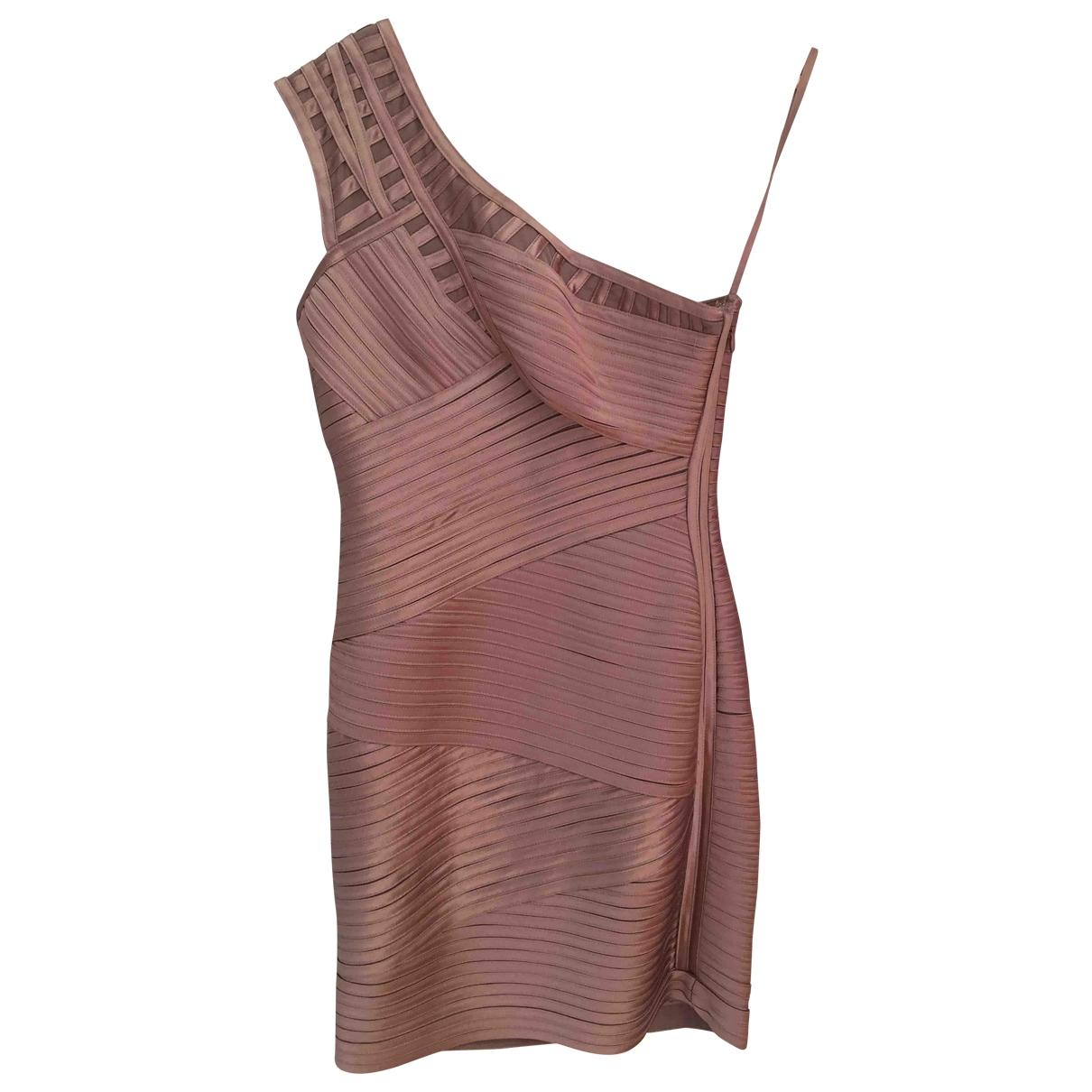 Bcbg Max Azria \N Pink dress for Women 4 US