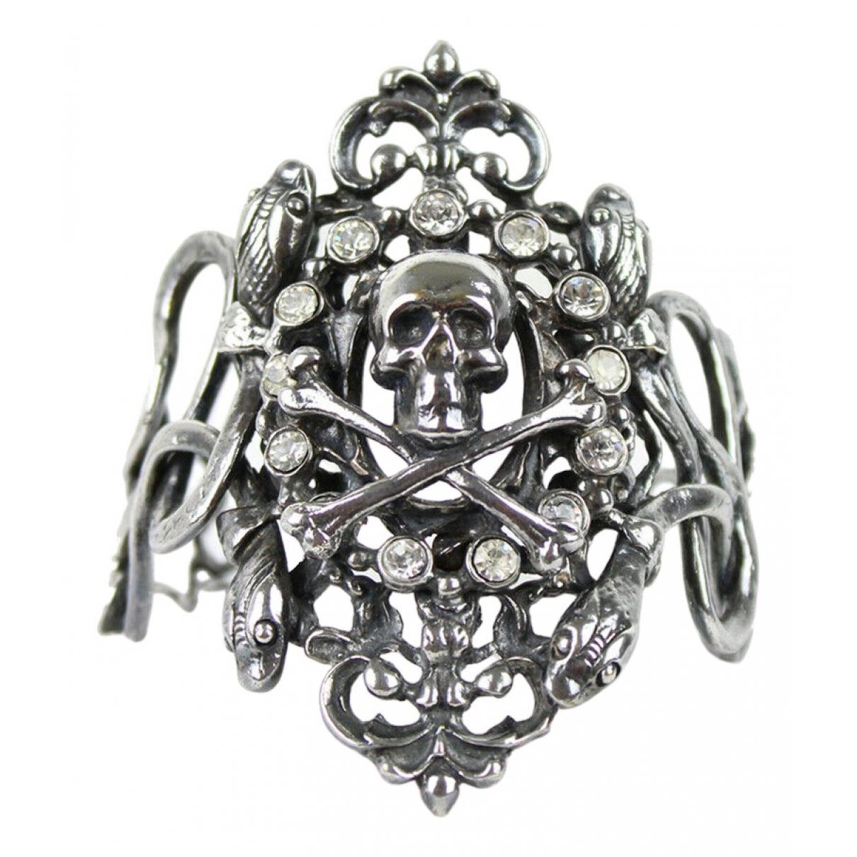 Tom Binns \N Armband in  Silber Metall