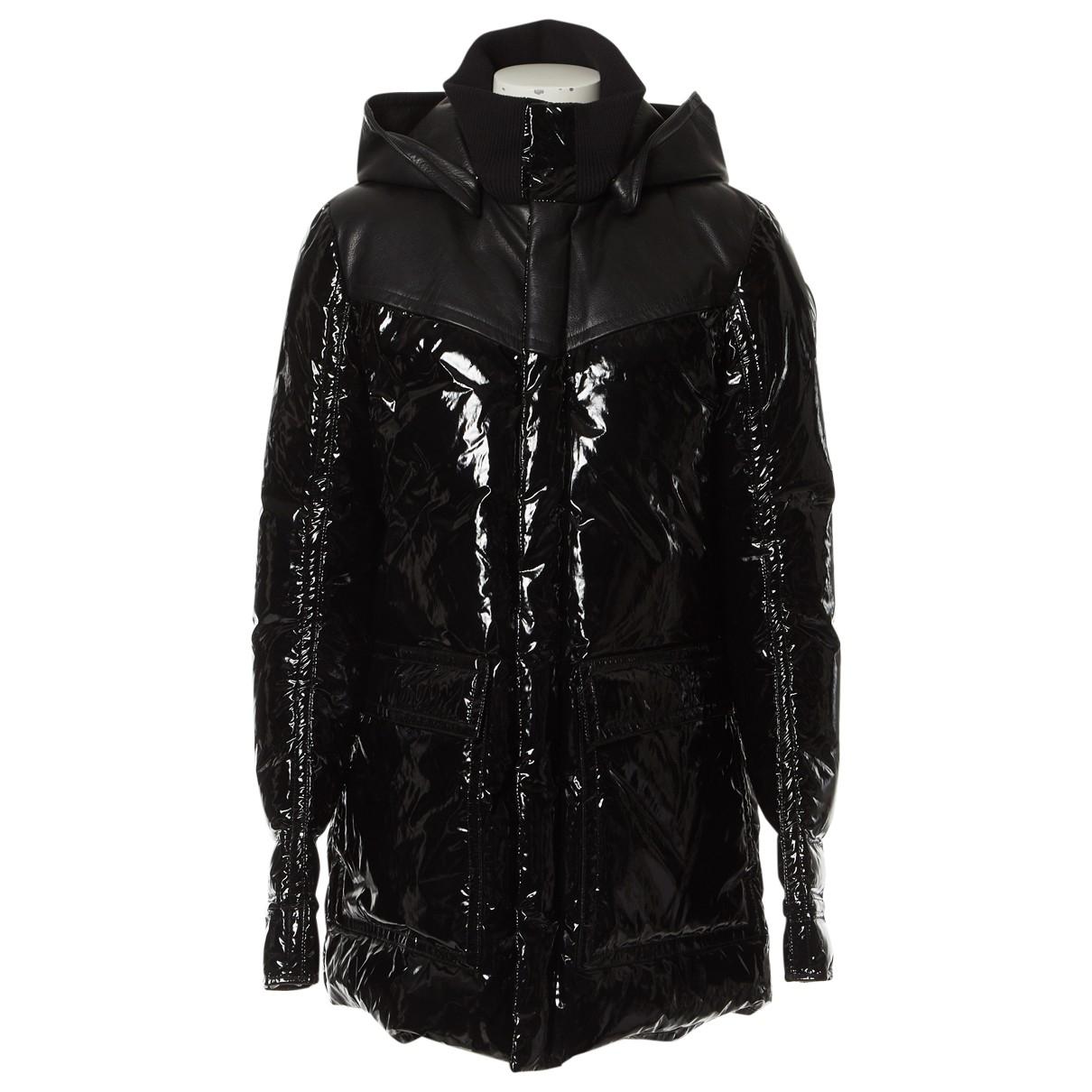 Givenchy \N Maentel in  Schwarz Synthetik