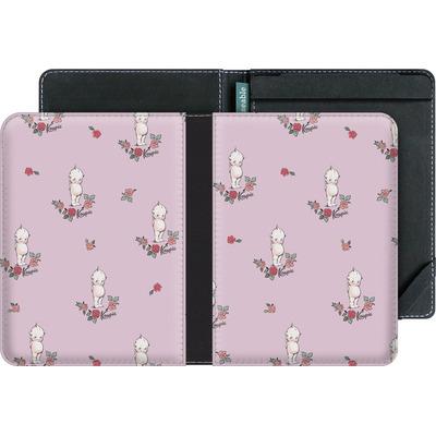 tolino vision 4 HD eBook Reader Huelle - Kewpie® Pattern von Kewpie®