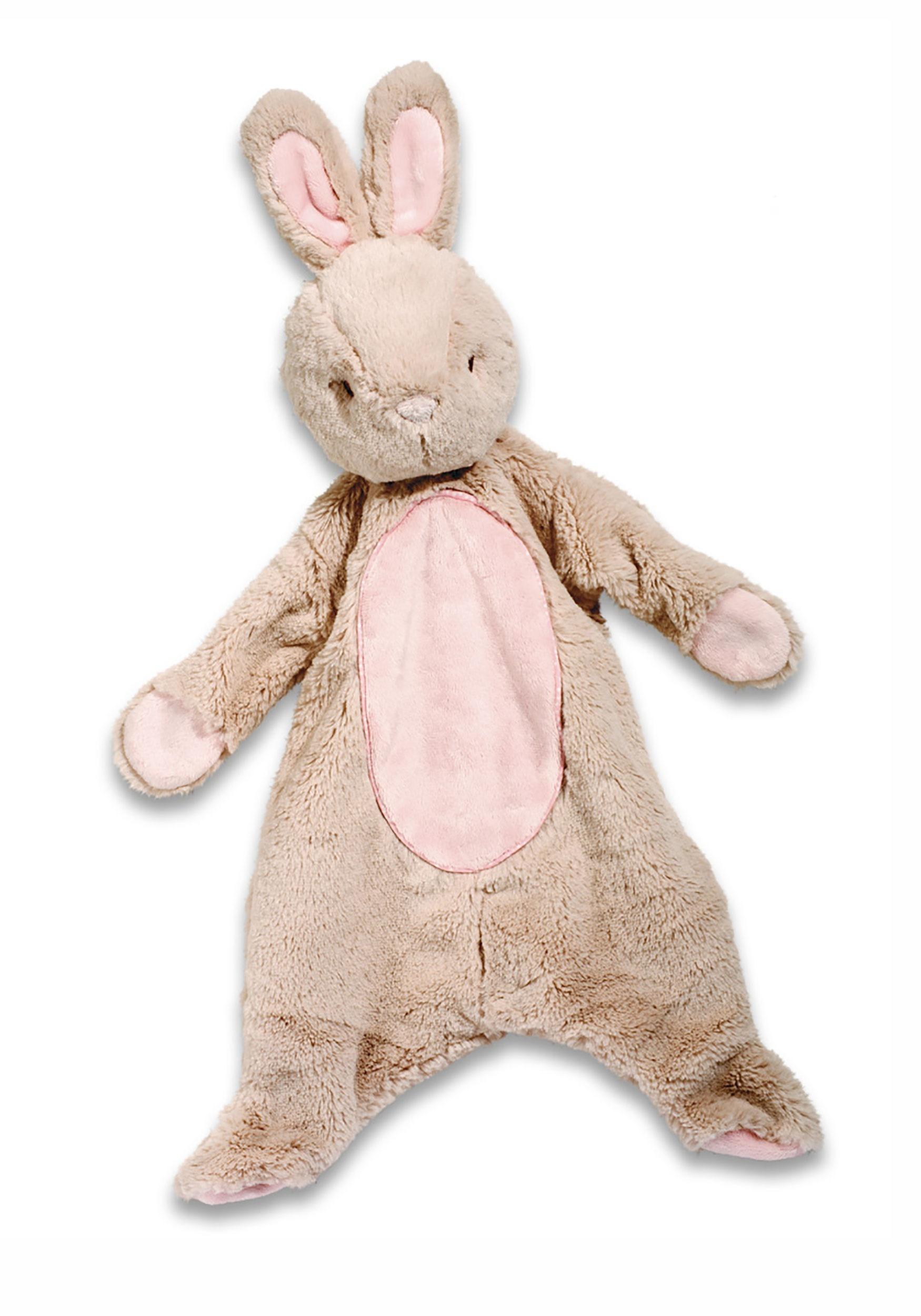 Infant Bunny Sshlumpie Plush Blankie