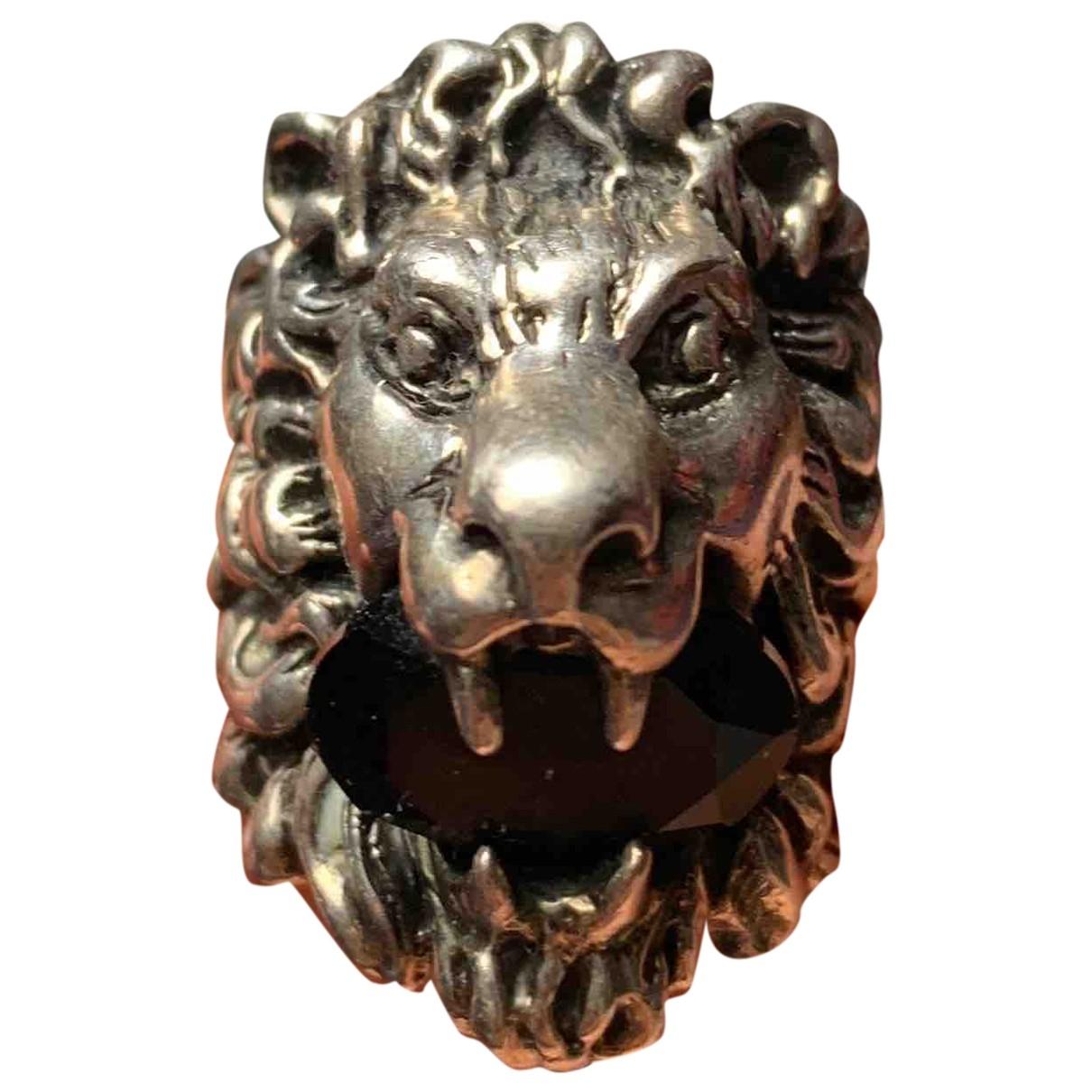 Gucci \N Silver Metal Jewellery for Men \N