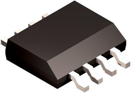 Texas Instruments , 1.159 V, 1.259 V, 1.359 V Linear Voltage Regulator, 1.5A, 1-Channel 8-Pin, PSOP LP2996MR/NOPB (5)