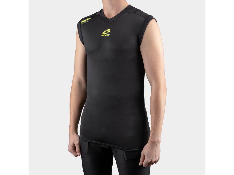 EVS TUGTOPNS-BK-XXL Black Tug Sleeveless Shirt XXL