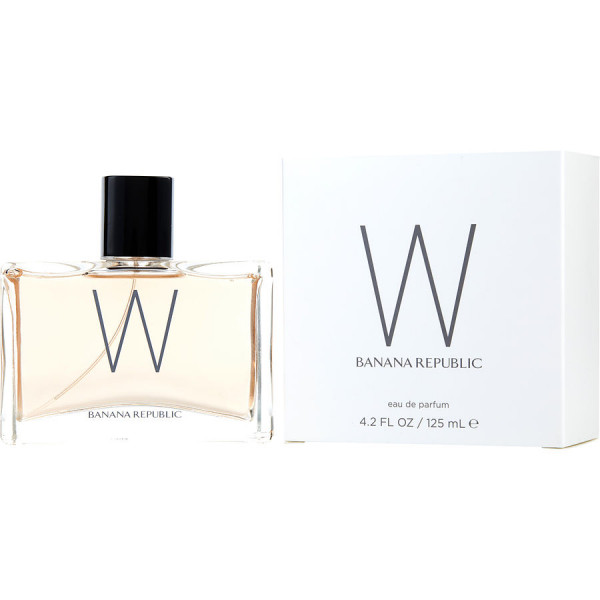 W - Banana Republic Eau de Parfum Spray 125 ml