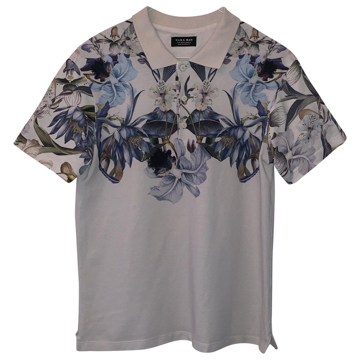 Zara \N Poloshirts in Baumwolle
