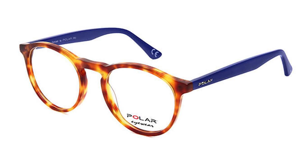 Polar PL 1907 420 Mens Glasses Tortoise Size 49 - Free Lenses - HSA/FSA Insurance - Blue Light Block Available